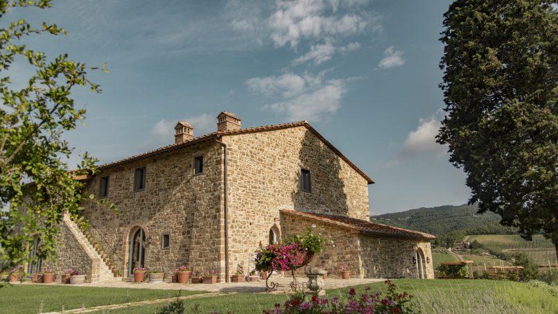 Villa Castiglioni Tuscany Radda in Chianti 2-1