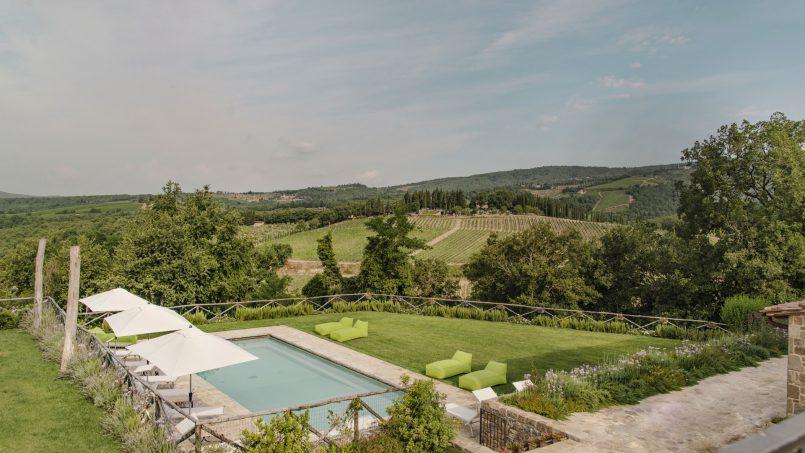 Villa Castiglioni Tuscany Radda in Chianti 20