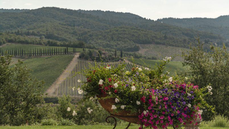 Villa Castiglioni Tuscany Radda in Chianti 24