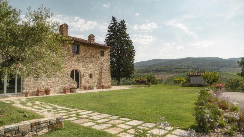 Villa Castiglioni Tuscany Radda in Chianti 3