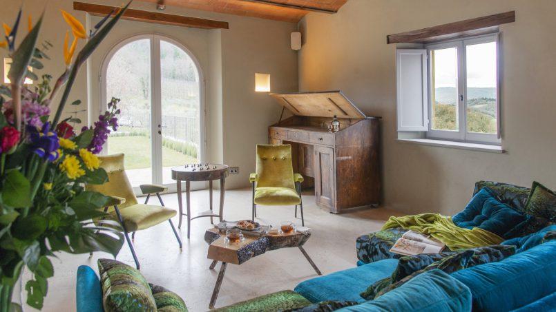 Villa Castiglioni Tuscany Radda in Chianti 37