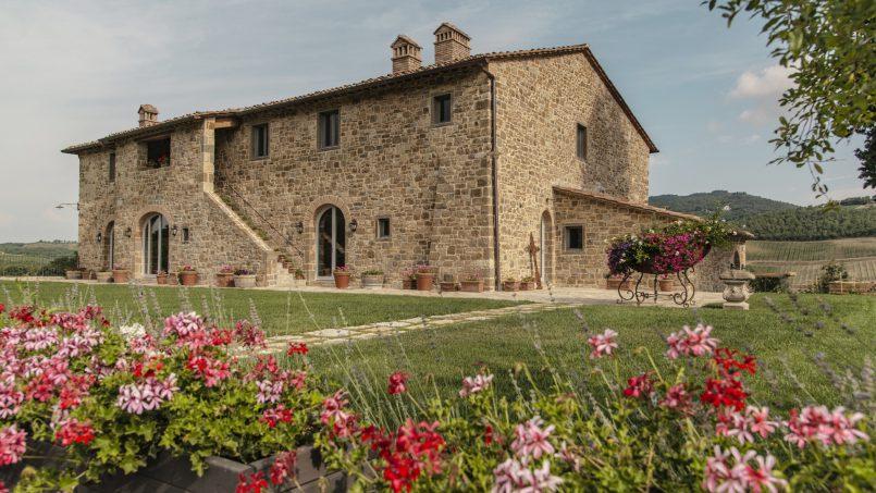 Villa Castiglioni Tuscany Radda in Chianti 4-1