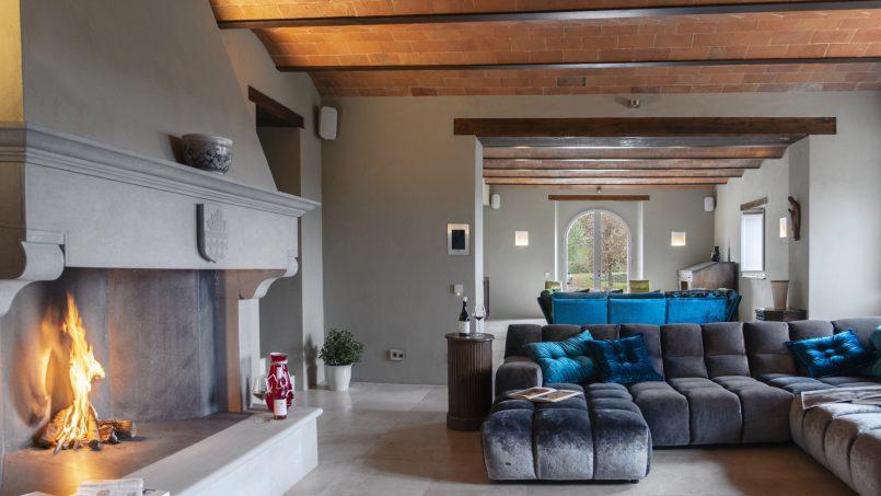 Villa Castiglioni Tuscany Radda in Chianti 43