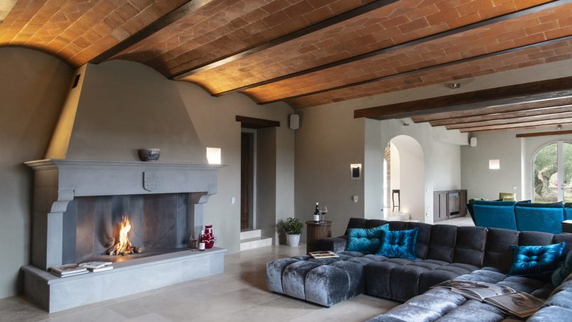 Villa Castiglioni Tuscany Radda in Chianti 45