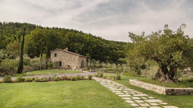 Villa Castiglioni Tuscany Radda in Chianti 5