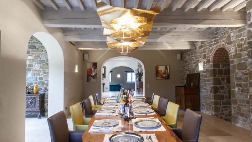 Villa Castiglioni Tuscany Radda in Chianti 57
