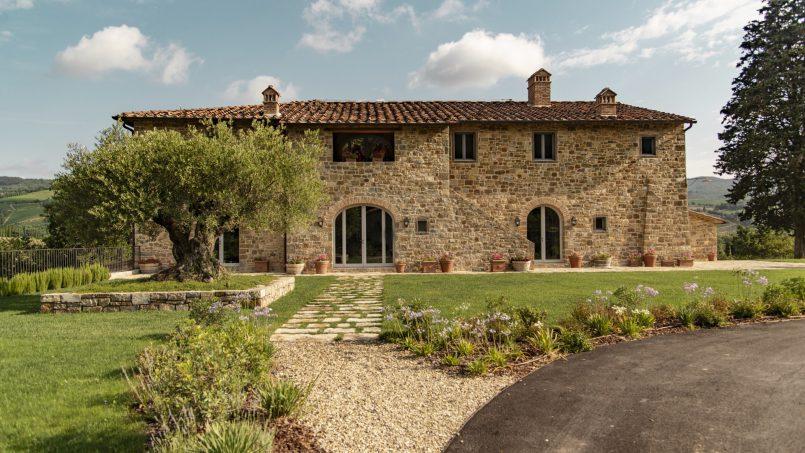Villa Castiglioni Tuscany Radda in Chianti 7