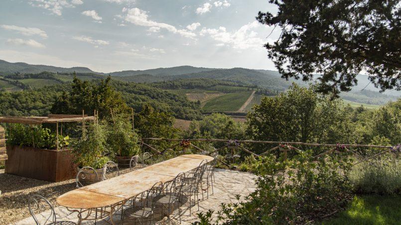 Villa Castiglioni Tuscany Radda in Chianti 9