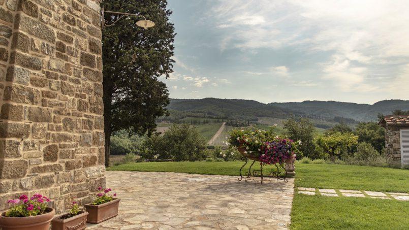 Villa Castiglioni Tuscany Radda in Chianti 95