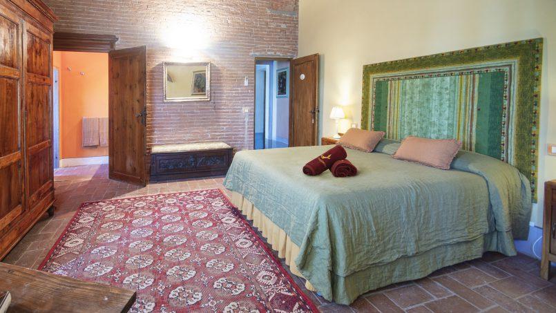 Country house Villa Poggio Tuscany Palaia 29