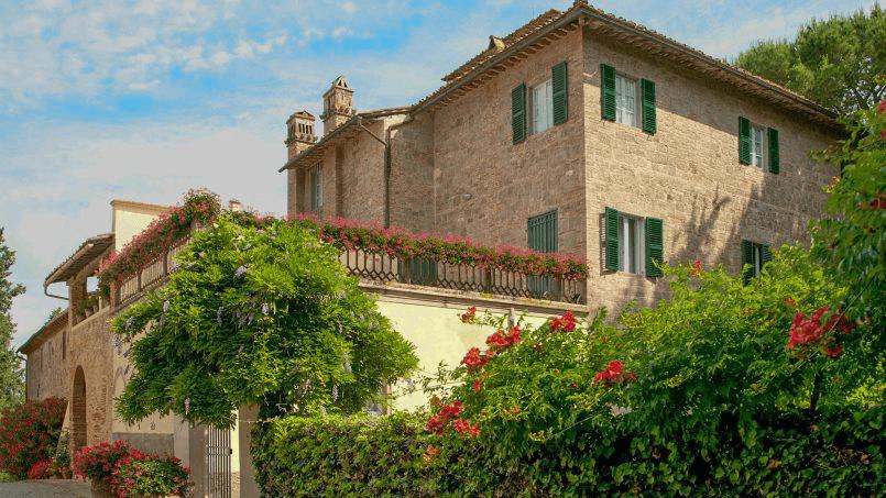 Country house Villa Poggio Tuscany Palaia 3