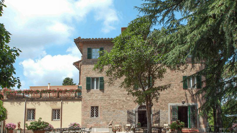 Country house Villa Poggio Tuscany Palaia 5