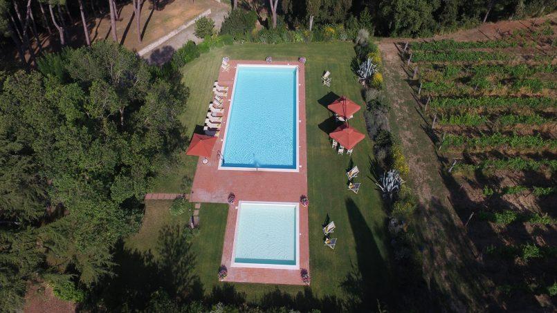 Country house Villa Poggio Tuscany Palaia 6