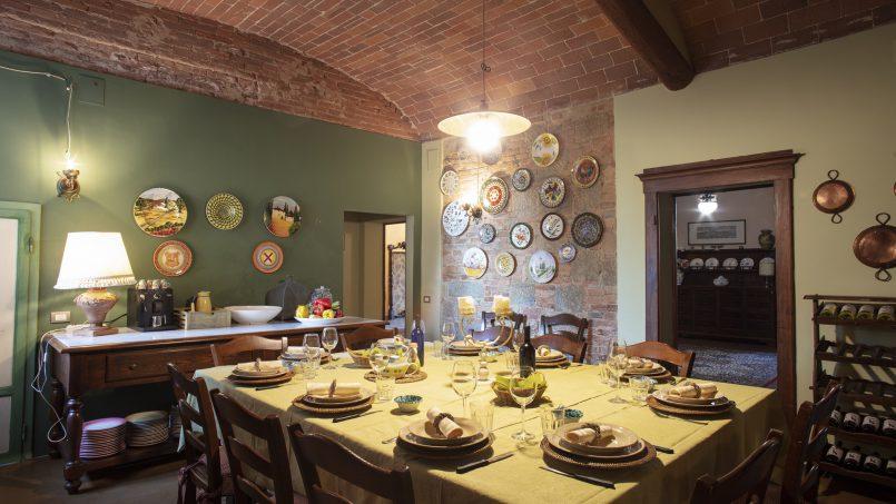 Country house Villa Poggio Tuscany Palaia 61