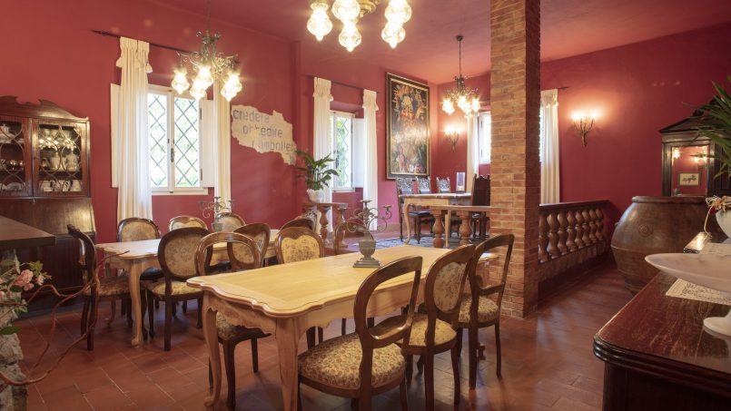 Country house Villa Poggio Tuscany Palaia 67