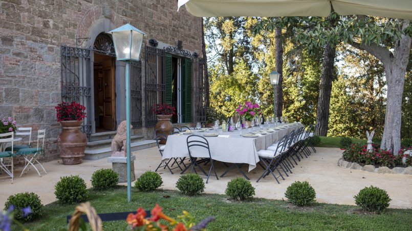 Country house Villa Poggio Tuscany Palaia 71