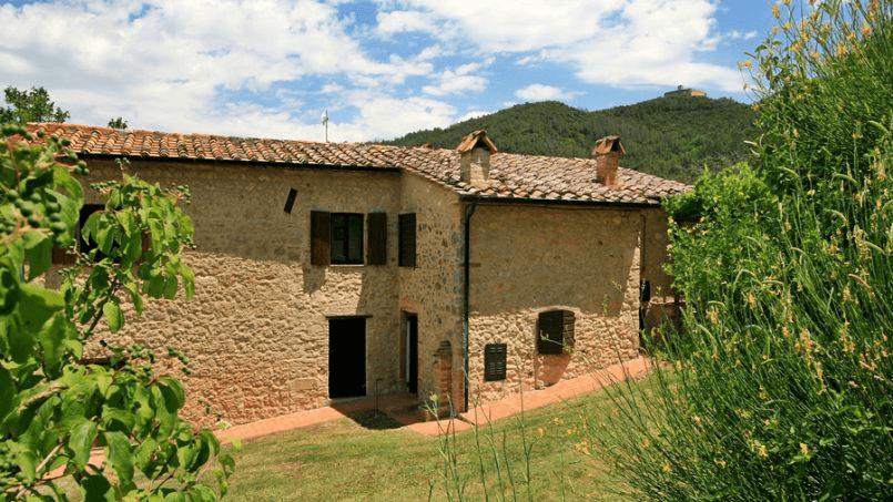 Rustic villa La Casina Tuscany Pisa 10