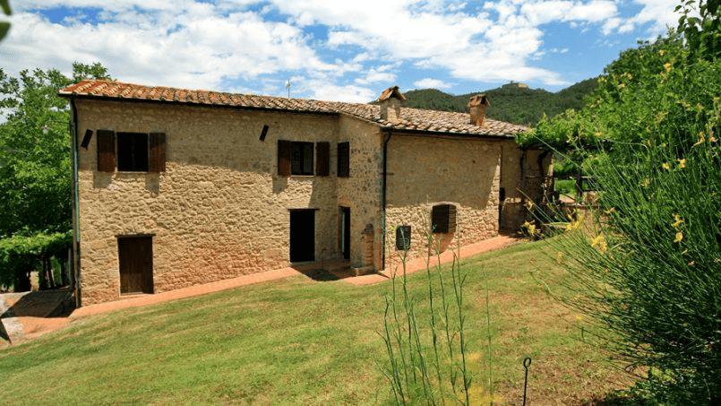 Rustic villa La Casina Tuscany Pisa 11