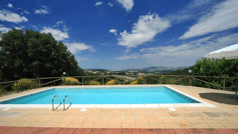 Rustic villa La Casina Tuscany Pisa 16