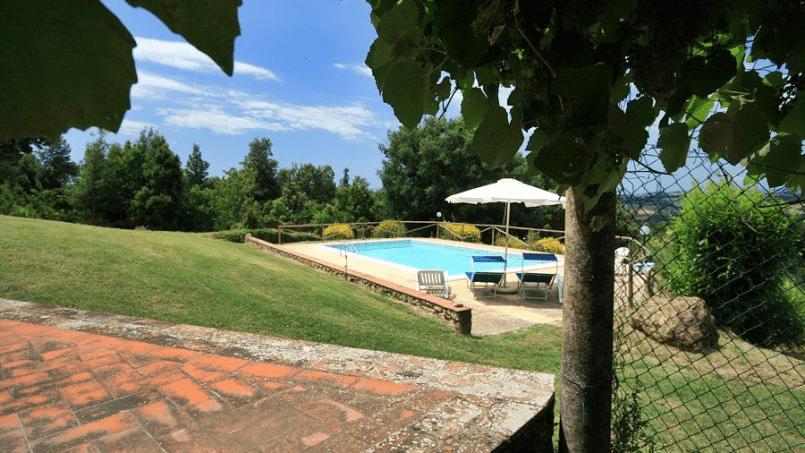 Rustic villa La Casina Tuscany Pisa 20