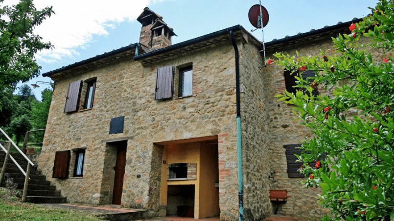 Rustic villa La Casina Tuscany Pisa 21