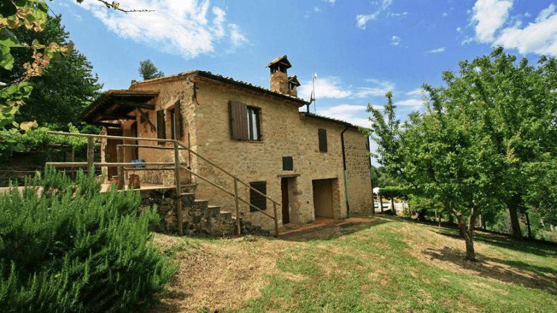 Rustic villa La Casina Tuscany Pisa 22