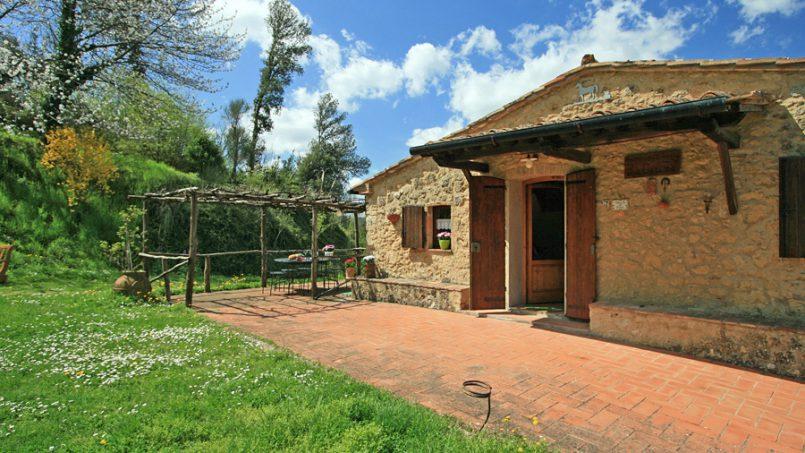 Rustic villa La Casina Tuscany Pisa 25