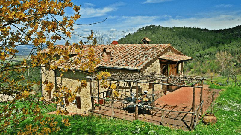 Rustic villa La Casina Tuscany Pisa 27