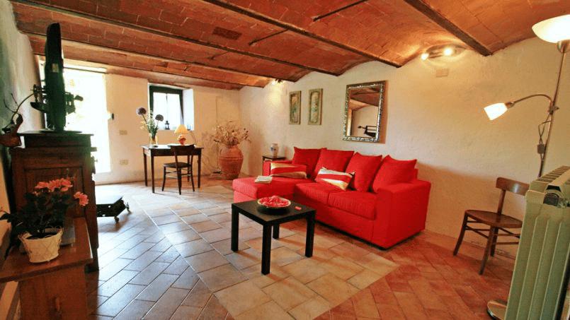 Rustic villa La Casina Tuscany Pisa 35
