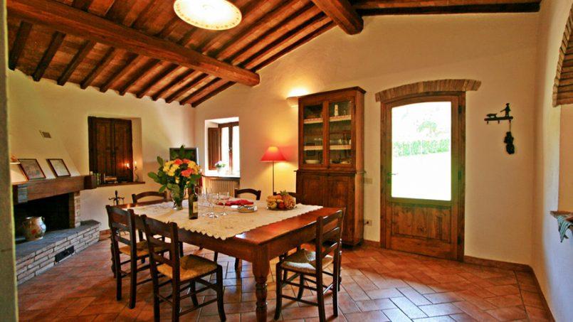 Rustic villa La Casina Tuscany Pisa 37