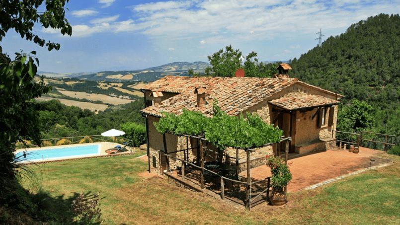 Rustic villa La Casina Tuscany Pisa