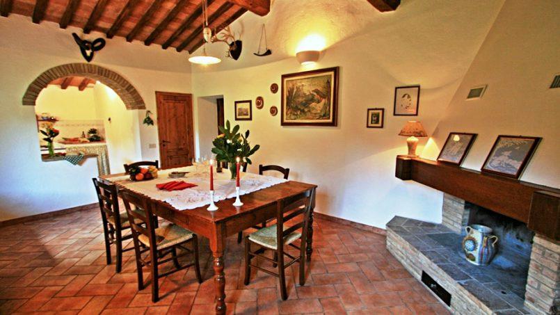 Rustic villa La Casina Tuscany Pisa 40