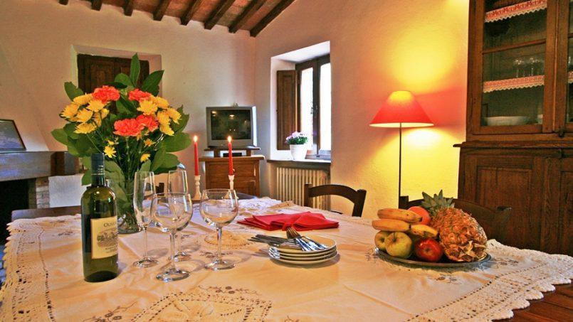 Rustic villa La Casina Tuscany Pisa 42