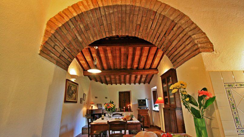 Rustic villa La Casina Tuscany Pisa 43