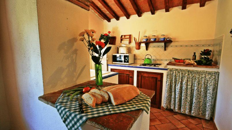 Rustic villa La Casina Tuscany Pisa 44