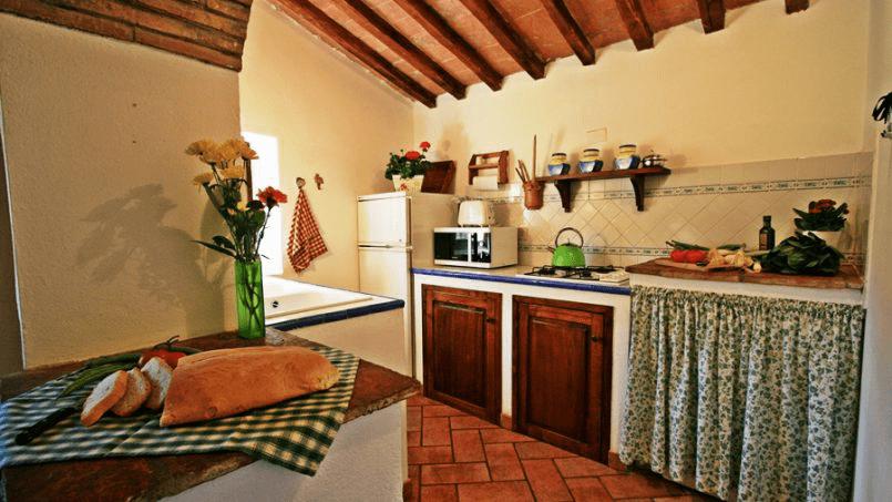Rustic villa La Casina Tuscany Pisa 47