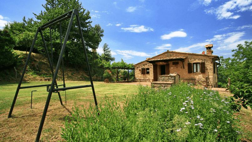Rustic villa La Casina Tuscany Pisa 5