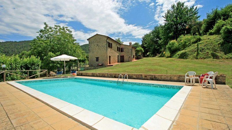 Rustic villa La Casina Tuscany Pisa 62