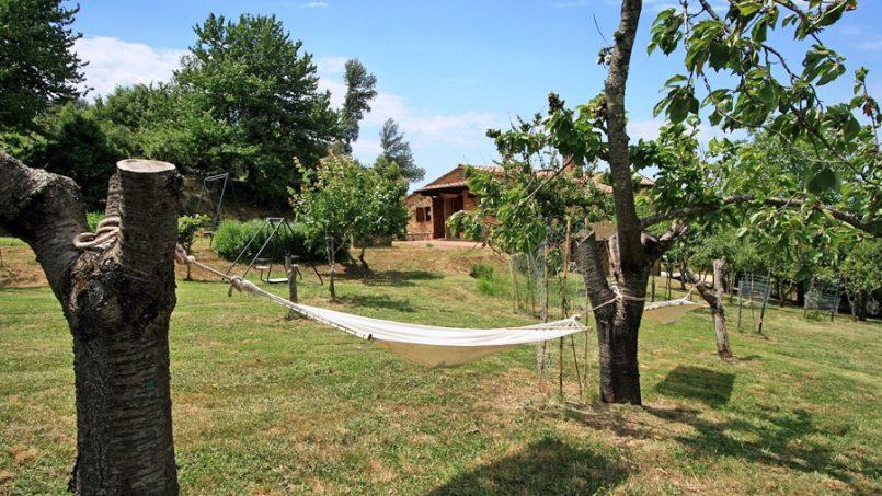 Rustic villa La Casina Tuscany Pisa 8