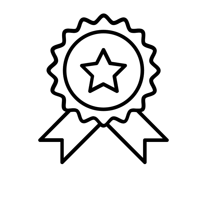 Medal by Hasanudin from the Noun Project