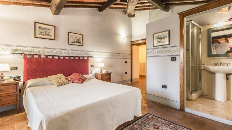 Country house Torre Incantata Tuscany Monterchi 10