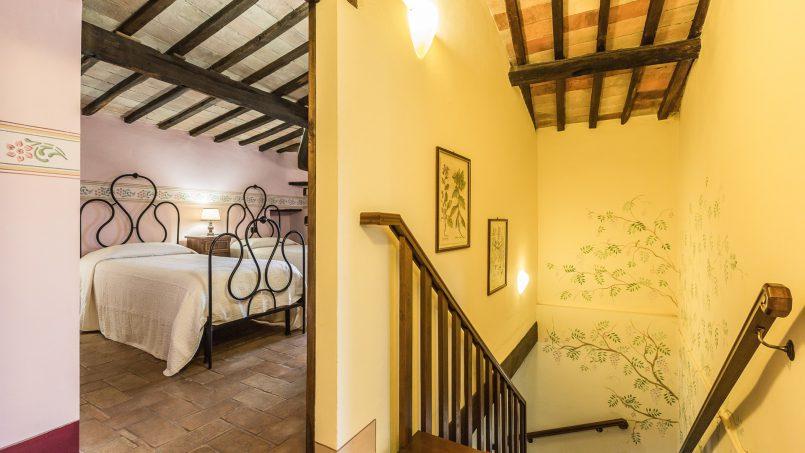 Country house Torre Incantata Tuscany Monterchi 14