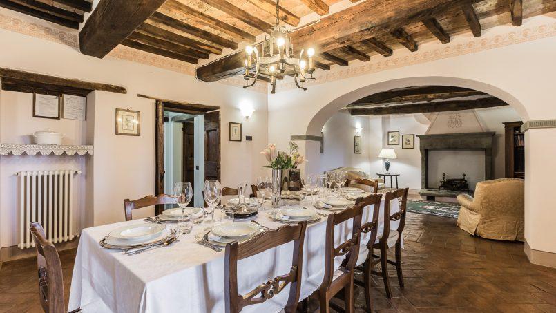 Country house Torre Incantata Tuscany Monterchi 21
