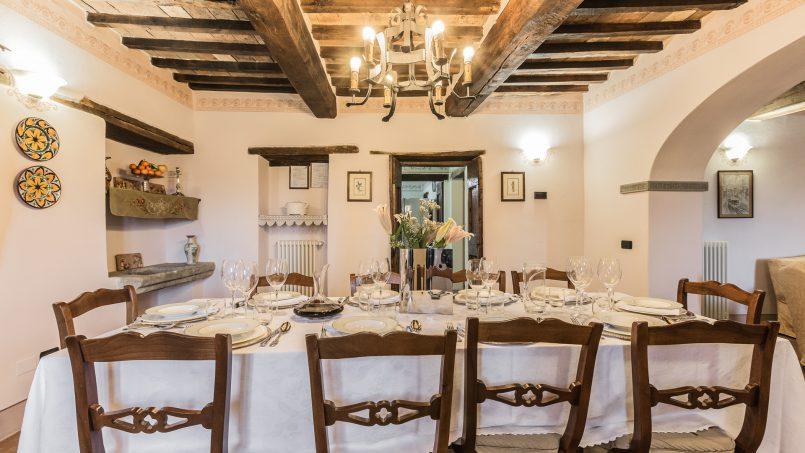 Country house Torre Incantata Tuscany Monterchi 22