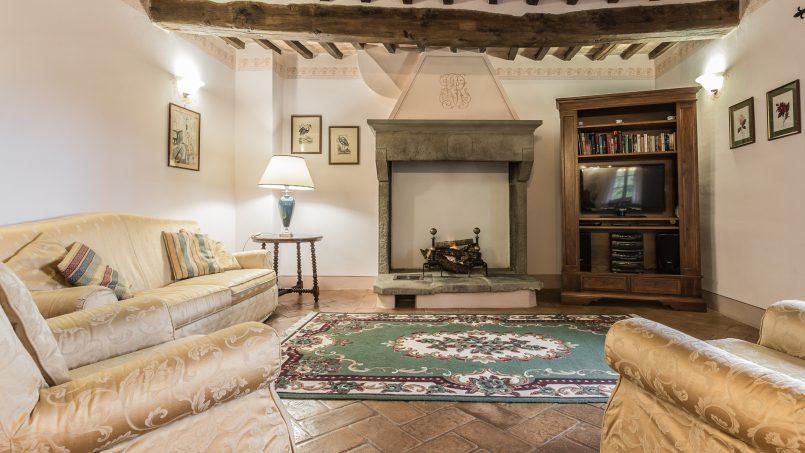 Country house Torre Incantata Tuscany Monterchi 23