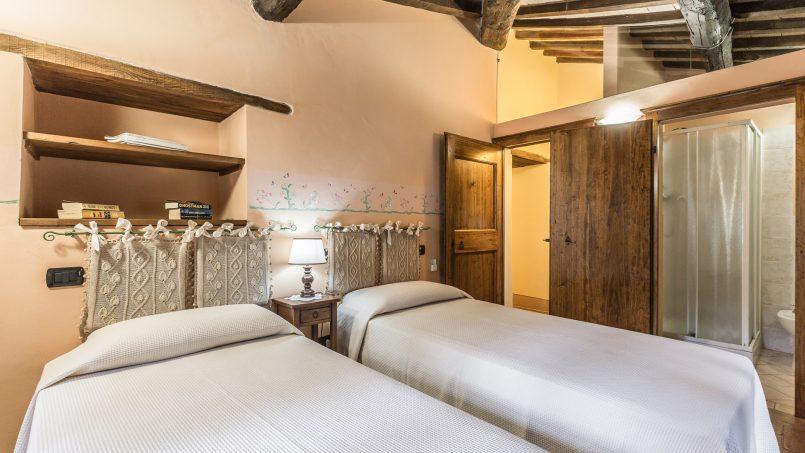 Country house Torre Incantata Tuscany Monterchi 3
