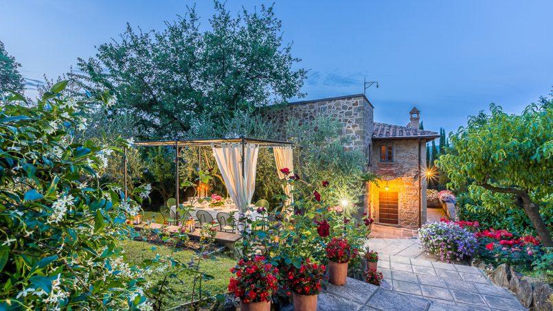 Country house Torre Incantata Tuscany Monterchi 38