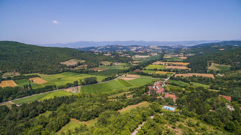 Country house Torre Incantata Tuscany Monterchi 47