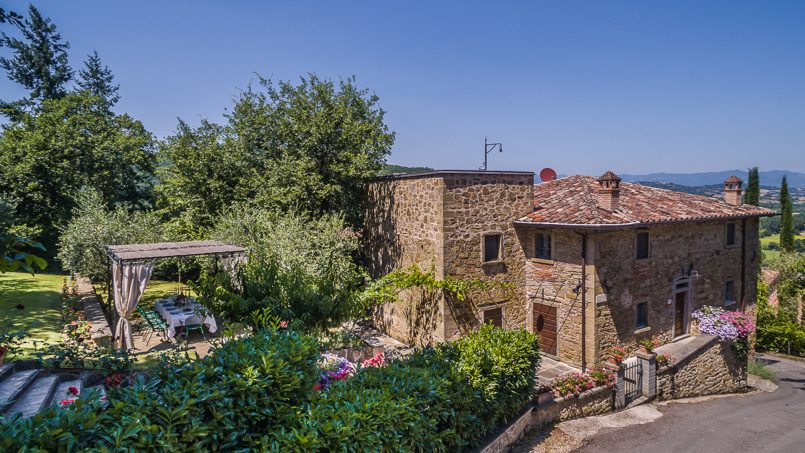 Country house Torre Incantata Tuscany Monterchi 50