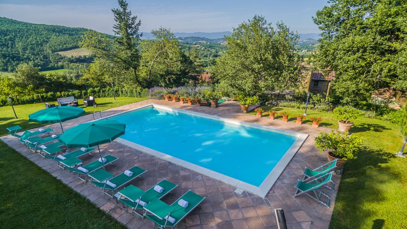Country house Torre Incantata Tuscany Monterchi 53